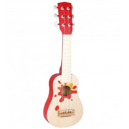 Drewniana Gitara  Akustyczna Classic World