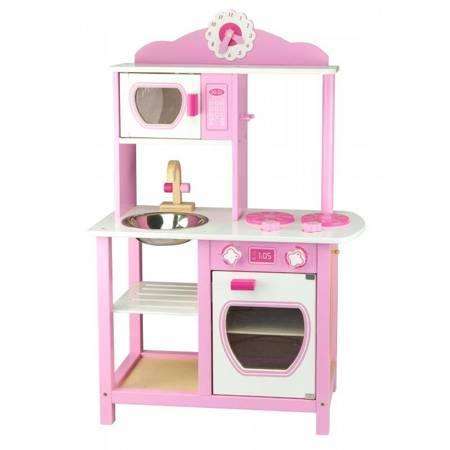 Drewniana Kuchnia Pinky Viga Toys