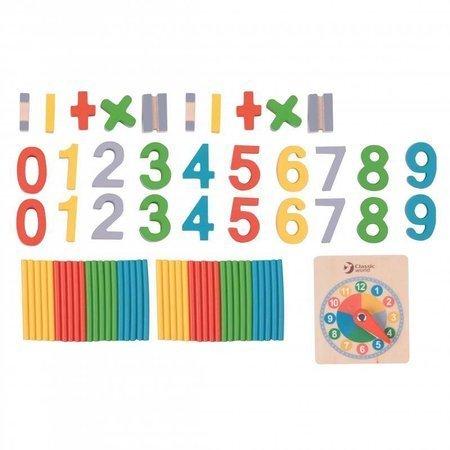 Gra Matematyczna Cyfry Znaki Classic World