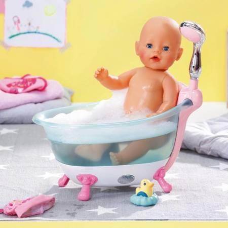 Interaktywna Wanienka z Prysznicem Baby Born
