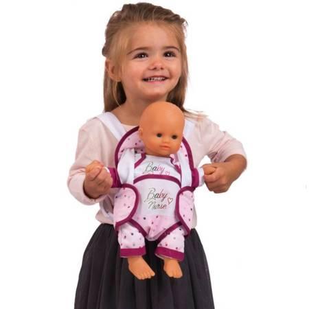 Nosidełko dla Lalki 2w1 Baby Nurse  Smoby