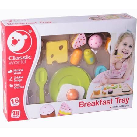 Układanka Zestaw Śniadaniowy Classic World