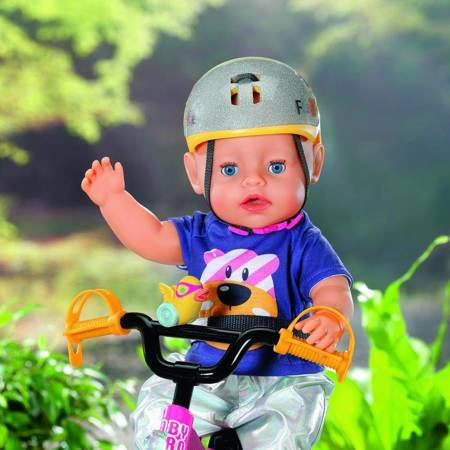 Baby Born Kask Rowerowy dla Lalki 43 cm