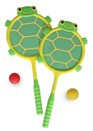 Badminton - tenis dla najmłodszych  Melissa and Doug 16165 DSC