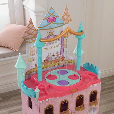 Domek dla lalek  - Disney Pałac Księżniczki z Dźwiękiem Kidkraft 10276