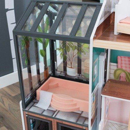 Domek dla lalek KidKraft Celeste Mansion 65979- Światło i Dźwięk