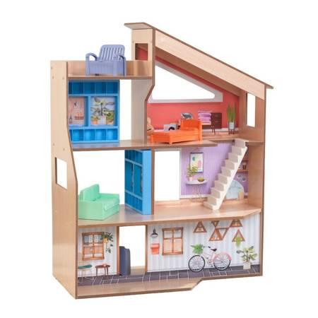 Domek dla lalek KidKraft Hazel 65990