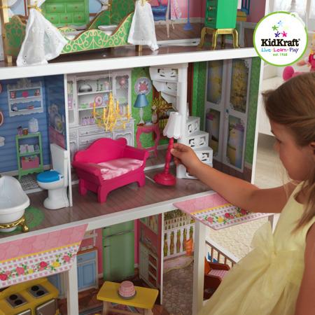 Domek dla lalek KidKraft Sweet Savannah 65851