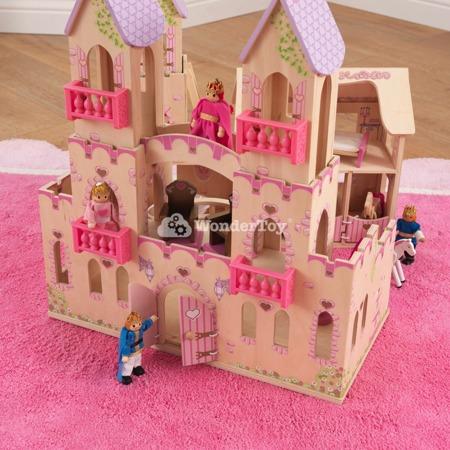 Domek dla lalek KidKraft Zamek Księżniczki 65259