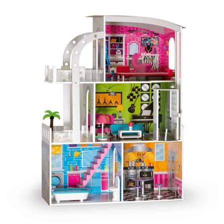 Domek dla lalek Rezydencja Santa Barbara