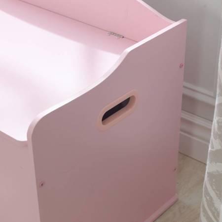 Drewniana Skrzynia Kidkraft Austin Pink 14957