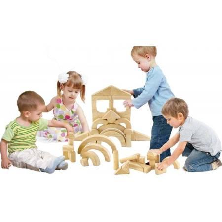 Drewniane Klocki Viga Toys