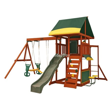 Drewniany Plac Zabaw Brookridge Kidkraft SWB26410E