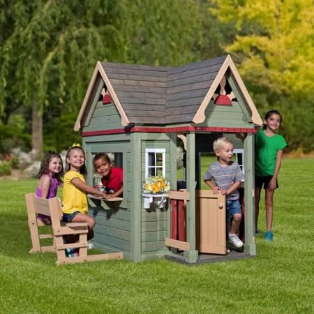 Drewniany domek ogrodowy  Backyard Discovery