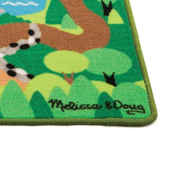 Dywan mata Edukacyjna - Konie Melissa And Doug 19409