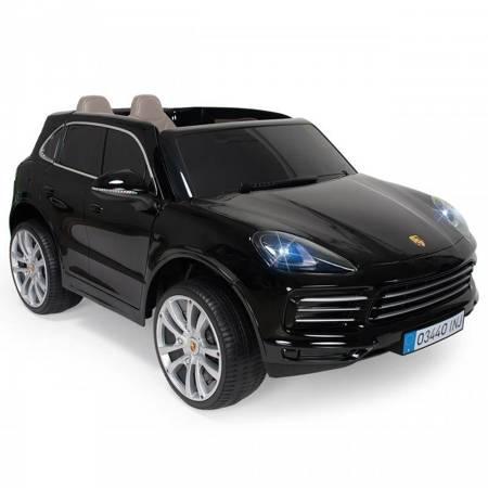 INJUSA Porsche Cayenne S Samochód Dwuosobowy Na Akumulator 12V R/C MP3
