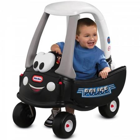 Jeździk Policja Patrol Cozy Coupe Little Tikes