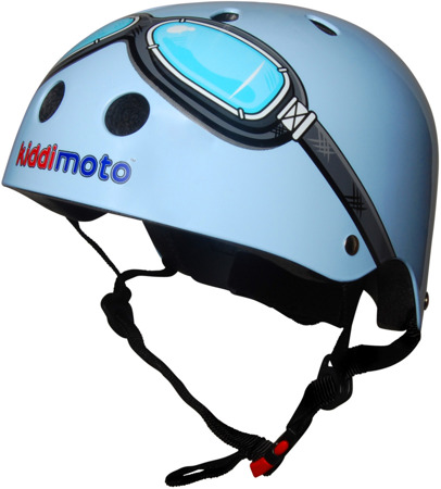 Kask Kiddimoto ® Blue Goggle KMH007