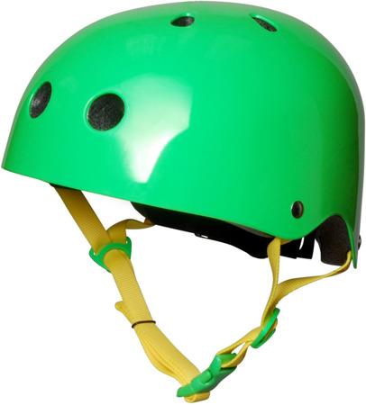 Kask Kiddimoto ® Neon Green KMH035