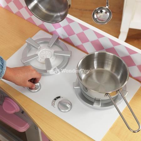Kuchnia dla dzieci KidKraft Wielka Narożna Kuchnia Smakosza 53185