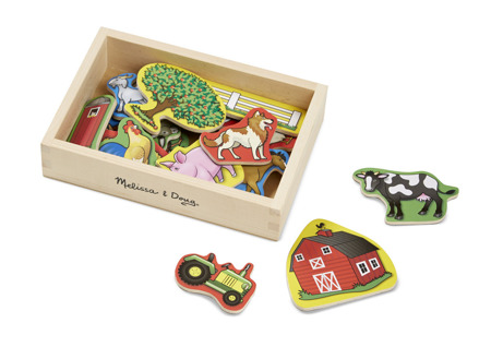 Magnesy Farma  Melissa and Doug 19279