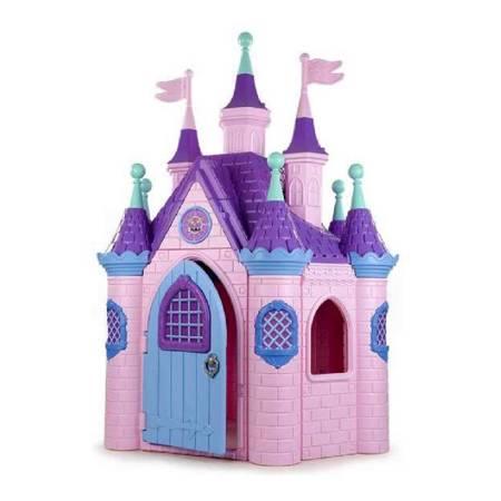Mega Domek Ogrodowy Zamek Księżniczki + Dźwięk