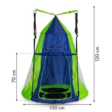Namiot do Huśtawki Ogrodowej Bocianie Gniazdo