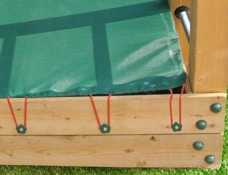 Plac Zabaw Hy-Land P4S z Huśtawką ® Outdoor Play Equipment