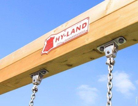 Plac Zabaw Hy-Land P7S z Huśtawką ® Outdoor Play Equipment