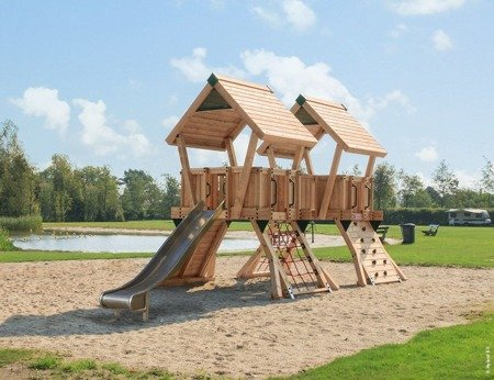 Plac Zabaw Hy-Land Q4 ® Outdoor Play Equipment