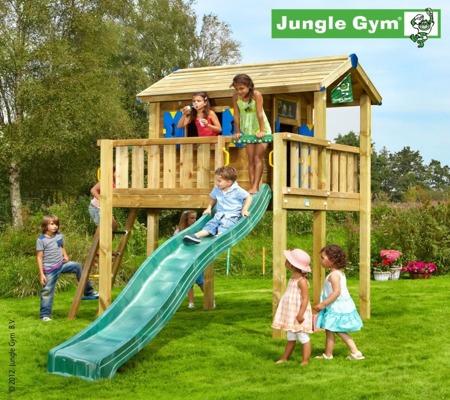 Plac Zabaw Zestaw Jungle Gym X-Grand Playhouse