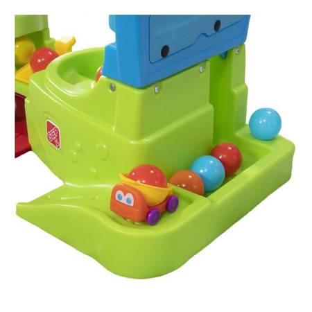 STEP2 Ball Buddies Wielka Rampa dla Ciężarówek i Tor dla Piłeczek