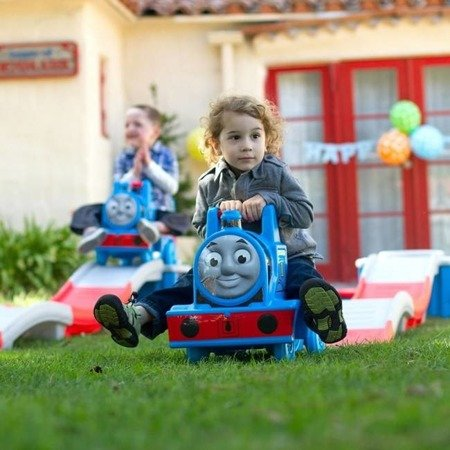 Ślizg Zjeżdżalnia i Roller Coaster Kolejka Tomek i Przyjaciele 736600 Step2