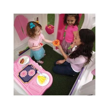 Step2 Domek Ogrodowy  dla dzieci Serduszko