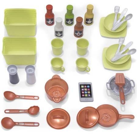 Step2 Kuchnia Dla Dzieci Modern Metro  + Akcesoria 33 szt