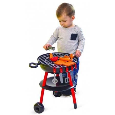 WOOPIE Grill Ogrodowy dla Dzieci Master BBQ + 32 Akc.