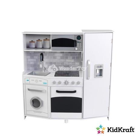 Wielka Nowoczesna Kuchnia KidKraft Światło i Dźwięk