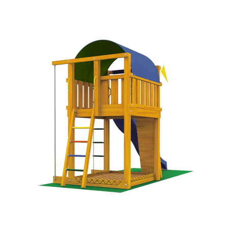 Wieża Zestaw Jungle Villa - Jungle Gym