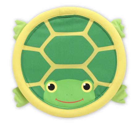 Zręcznościowa Gra Latający Dysk Żółwik  Melissa and Doug 16159 DSC