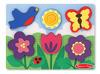 Grube Puzzle Jumbo Kwiatowy Ogród Melissa and Doug 13753 DSC
